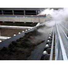 Courroie transporteuse résistant à la chaleur pour les travaux à gaz