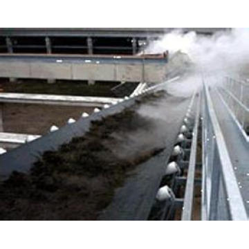 Hitzebeständiger Förderband für Gasarbeiten