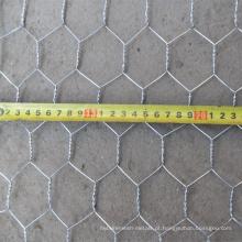 Heavy galvanizado Hexagonal Wire Mesh / fio de arame de galinha