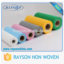 China supplier polypropylene tnt non woven fabric roll