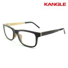 marcos ópticos de madera listos stock gafas de madera gafas de madera frescos marcos de lentes luxary reloj regalos