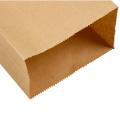 Recycled Brown Kraft Paper Bag