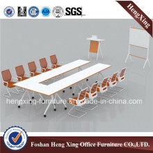 Modern Metal Frame Conference Meeting Table (HX-MT5053)