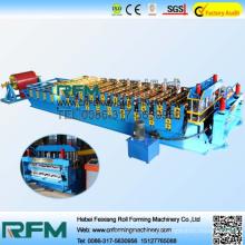 Máquinas de aço corrugado FX de dupla camada