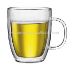Taza de té impresa aduana de encargo al por mayor de la manga del silicón del color de la vendimia
