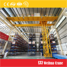 Warehouse Stacking EOT Kran