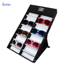 Point of sale material sunglasses counter display rack