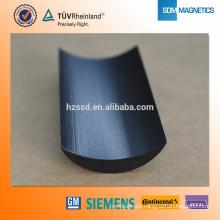 RoHS Certificated N52 Neodymium Arc industrial magnet