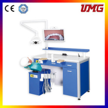 Dental Simulation for Dental Instrument Unit