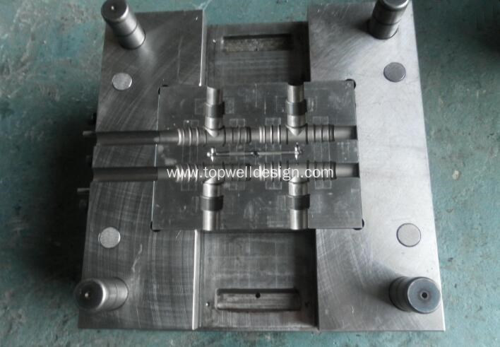 Short Run Injection Molding Insert Molded Plastic Parts