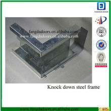 kd metal door frame,hollow metal door frame