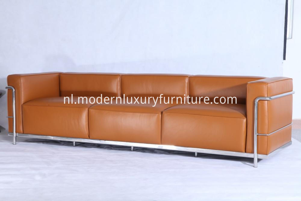 Tan Aniline Leather