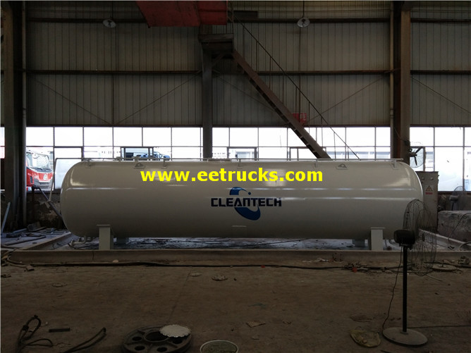 15T NH3 Gas Storage Tanks