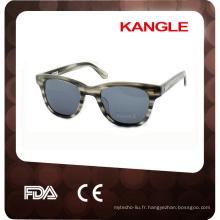 2014 lunettes de soleil en acétate en gros, UV400
