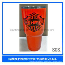 Red Epoxy Resin Powder Coatings and Paints