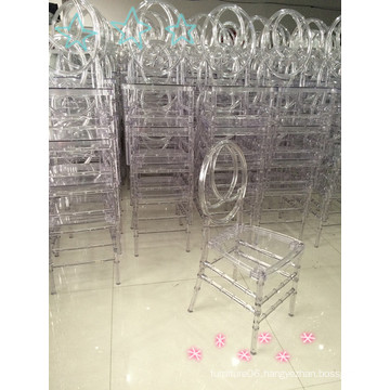 Clear Resin Phoenix Chair Seating