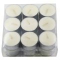 white wedding dress candles promotion dinner candle