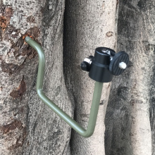 Groene Stealth Cam Tree Screw Mounts