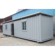Modified Comfortable Low Cost Container House