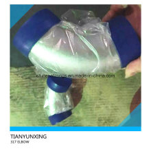 Сварное сварное соединение из нержавеющей стали Wp317 Бесшовное колено