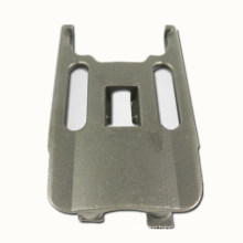 OEM carbon steel casting part with zinc plated
