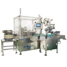 Automatic rapid test diagnostic reagent filling machine