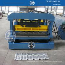 Aluminiumschritt-Fliese, die Maschine herstellt