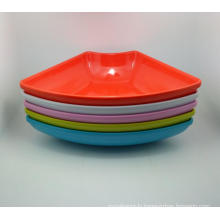 (BC-PM1020) High Quality Reusable Melamine Plate