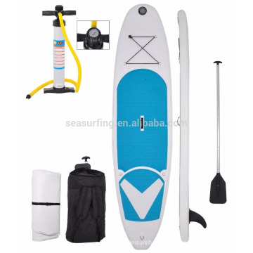 Inflable barato Tablero de Pádel de pie / isup / stand up paddle board inflable