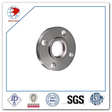 Stainless Steel ASTM A182 F317h Sw Flange RF 300 Lb 4 Inch Sch Std ANSI B16.5 Socket Welded Flange