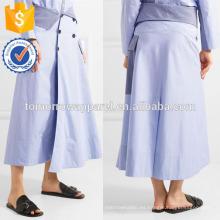 Nueva moda de rayas de algodón y popelina de verano Mini falda diaria DEM / DOM Fabricación al por mayor de las mujeres de moda de prendas de vestir (TA5004S)
