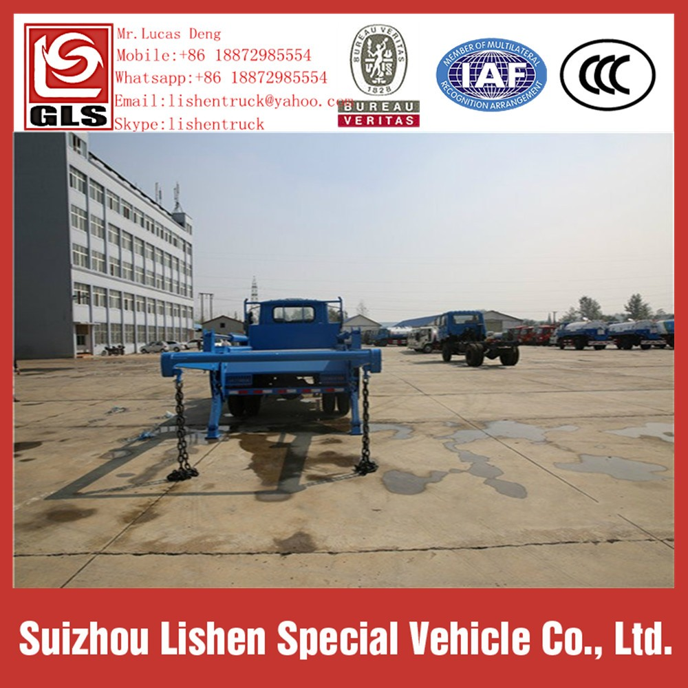Dongfeng Swing Arm Rubbish Collecting Trucks