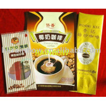 Pe / Al / Pet Side - Seal Stand Up Coffee Bean Snack Bag Packaging Pouch