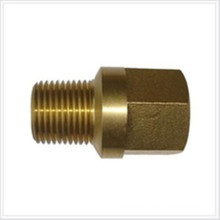 Customized Specification CNC Brass Connector