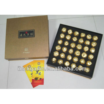 Solo Black Garlic Gift Box---The God of Beauty and Young