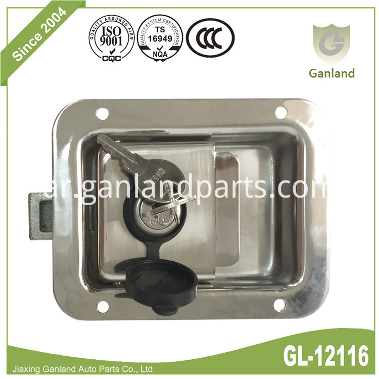 Paddle Locking Latch GL-12116