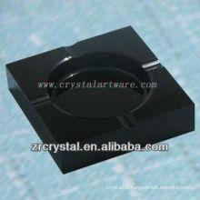 K9 Black Crystal Ashtray