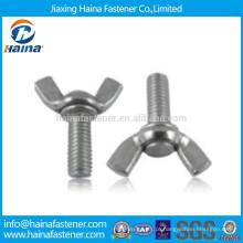 DIN316 Aço inoxidável GB Parafuso de asa padrão
