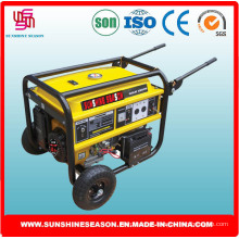 Gerador da gasolina 5kw para a fonte home com alta qualidade (EC5000E2)