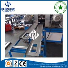 Chinesische Walze ehemalige elektrische Metall-Box-Maschine