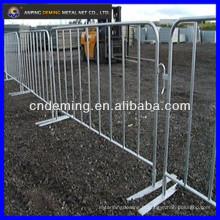 Barricades amovibles de contrôle de foules de route à vendre