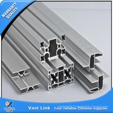 Profil en aluminium série 6000 pour fenêtre