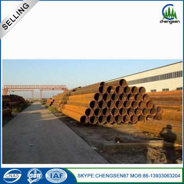 Spiral Round Welded Steel Pipe Building Material