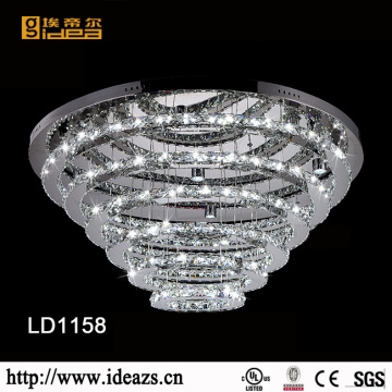 Lámpara de techo para sala de estar Crystal Made in Zhongshan