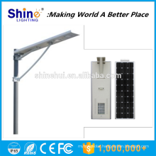 Energy Saving Integrated Solar Garden lights with motion sensor for garden