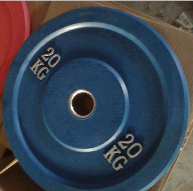 Rubber Barbell Plates