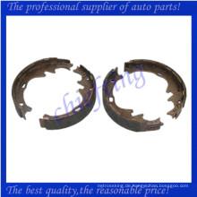 k1162 44060-21G25 44060-80W25 4406021G25 4406080W25 für Nissan Pick up Auto Bremsschuhe