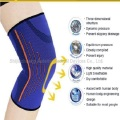 Mampatan Nylon Elastic Knee Support Brace Sleeve