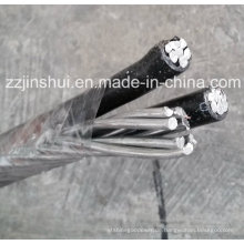 Kabel De Aluminio ACSR 3 * 4AWG Singrün