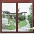 Fenêtre d'obturation coulissante en aluminium Feelingtop Top Quality